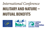LIFE project conference on link between military and nature