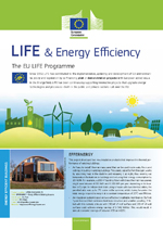 Factsheet: LIFE & Energy Efficiency