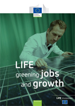 LIFE greening jobs and growth